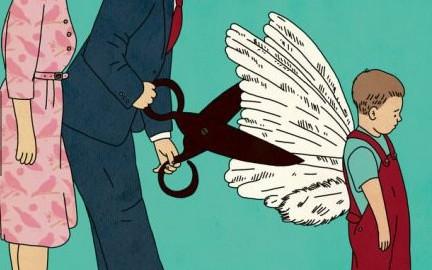 cortar las alas