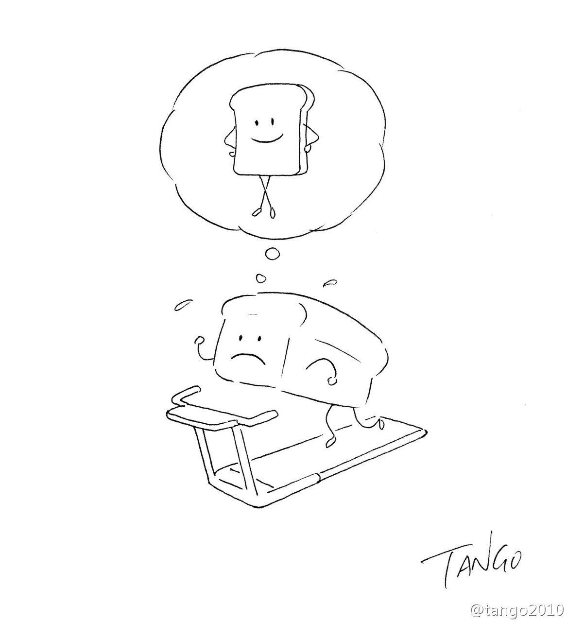 dibujos Shanghai Tango23
