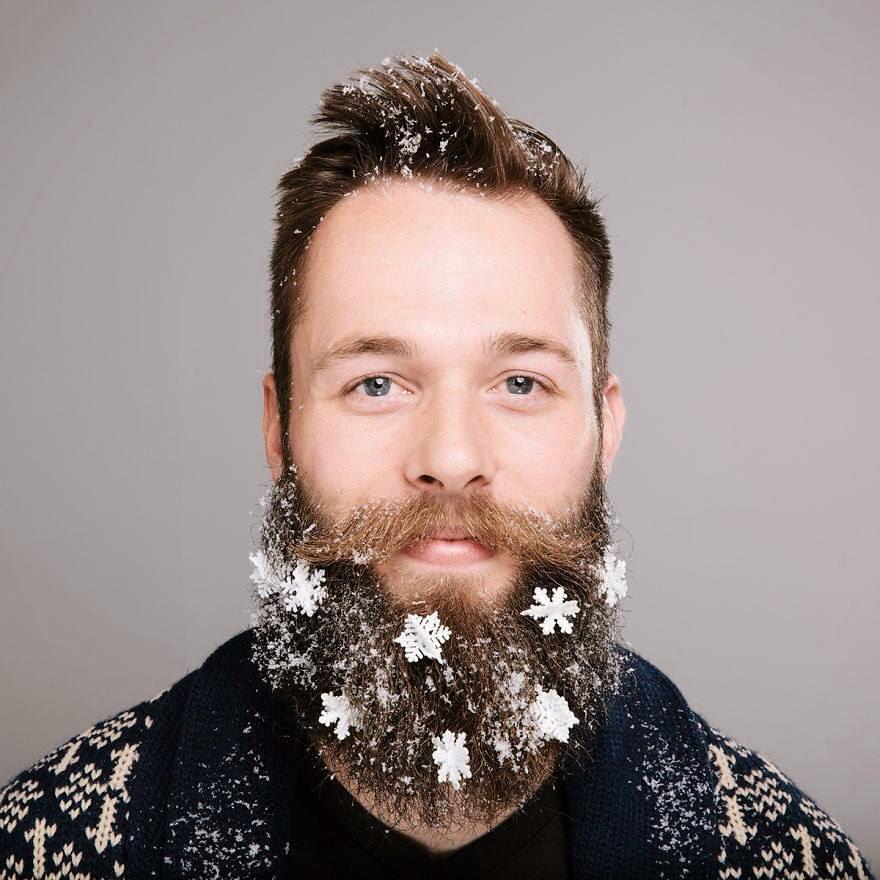 Barbas Navidad Imagen