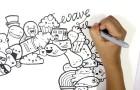 La importancia de hacer garabatos para la creatividad