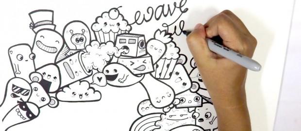 hacer garabatos aumenta la creatividad