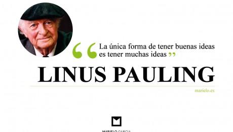 linus-pauling-creatividad