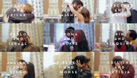 Cornetto Movie Kiss